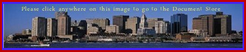 This graphic is of Boston City skyline home to many validation risk assessment users.