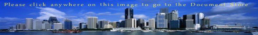 Image city skyline facilities qualification center.