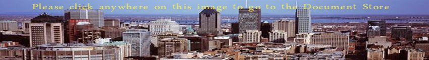 Design Validation customer city skyline photograph.  This one is Montreal.Boston.