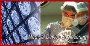 Medical device templates being tested Image.