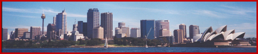 This image is of Sydney city skyline and is used on the Corporate Quality Manual Page.