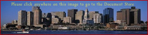 FDA Failure Analysis Template customer city skylines, this one is Boston USA.